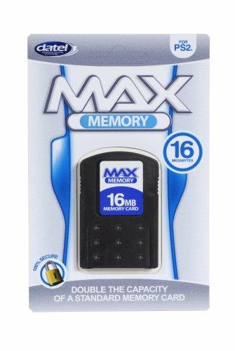 Max Memory 16MB Minnekort Til Playstation 2