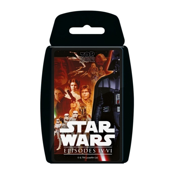Top Trumps Star Wars Episode 4-6 Winning Moves