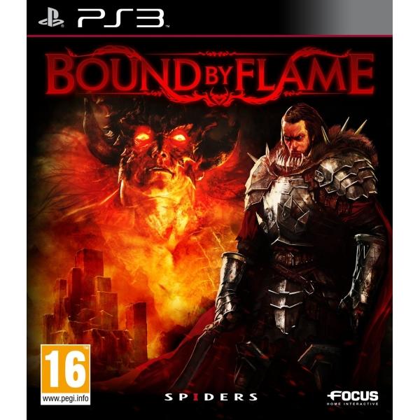 Kết quả hình ảnh cho Bound by Flame cover ps3
