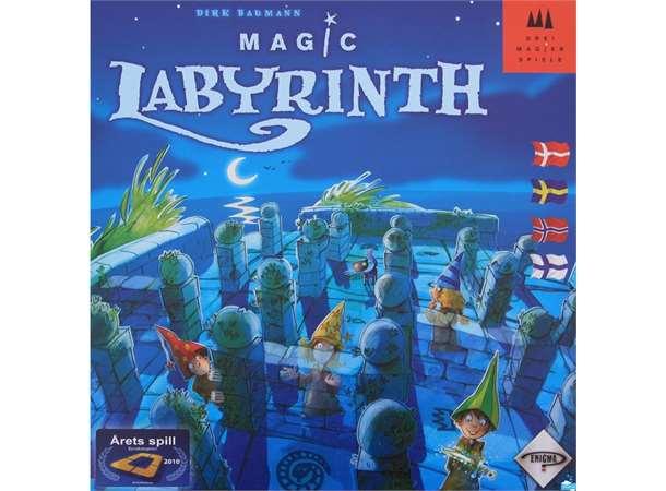Enigma Magic Labyrinth - Nordisk Utgave Enigma