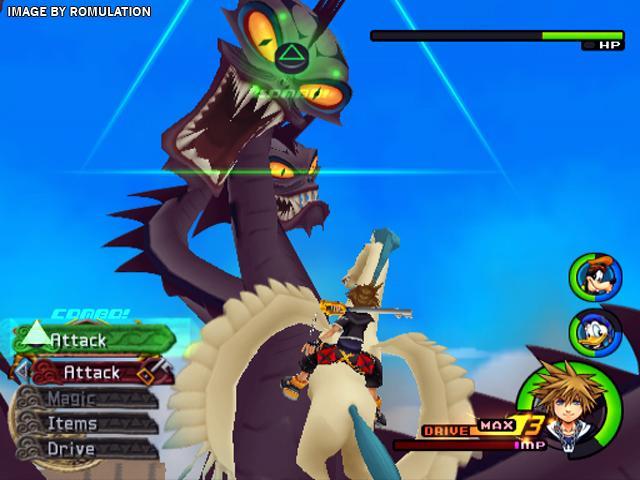 Kingdom Hearts II (PS2) - www.ronnys.no