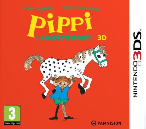 Pippi Langstrømpe 3D (3DS) Pan Vision